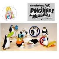 pinguinos madagascar mc donalds periscopio de pinguinos