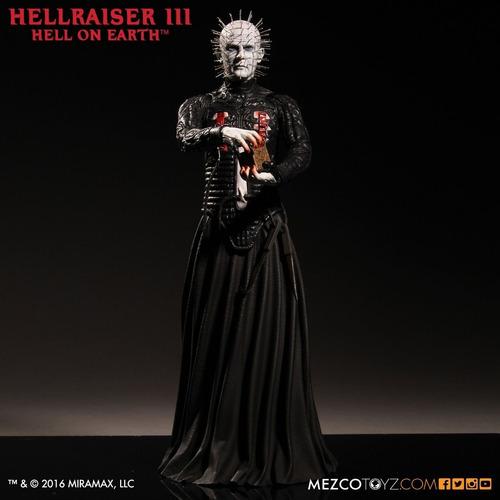 pinhead hellraiser 3 - mezcotoys 30 cm - bonellihq k18