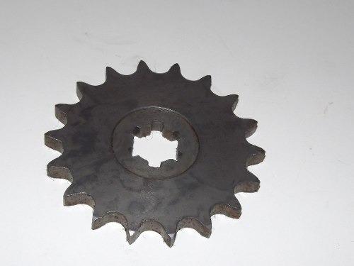 pinhão 18 dentes para motor shifter - peças para kart