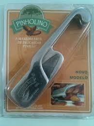 pinholino (pronta entrega) descascador pinhão cozido