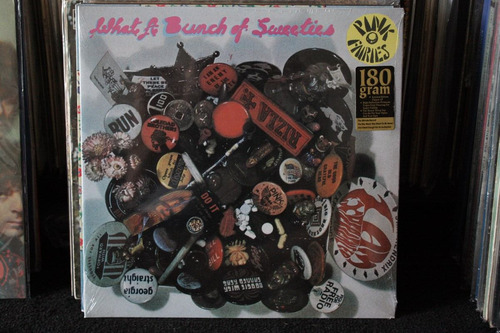 pink fairies  what a bunch of sweeties importado novo lp