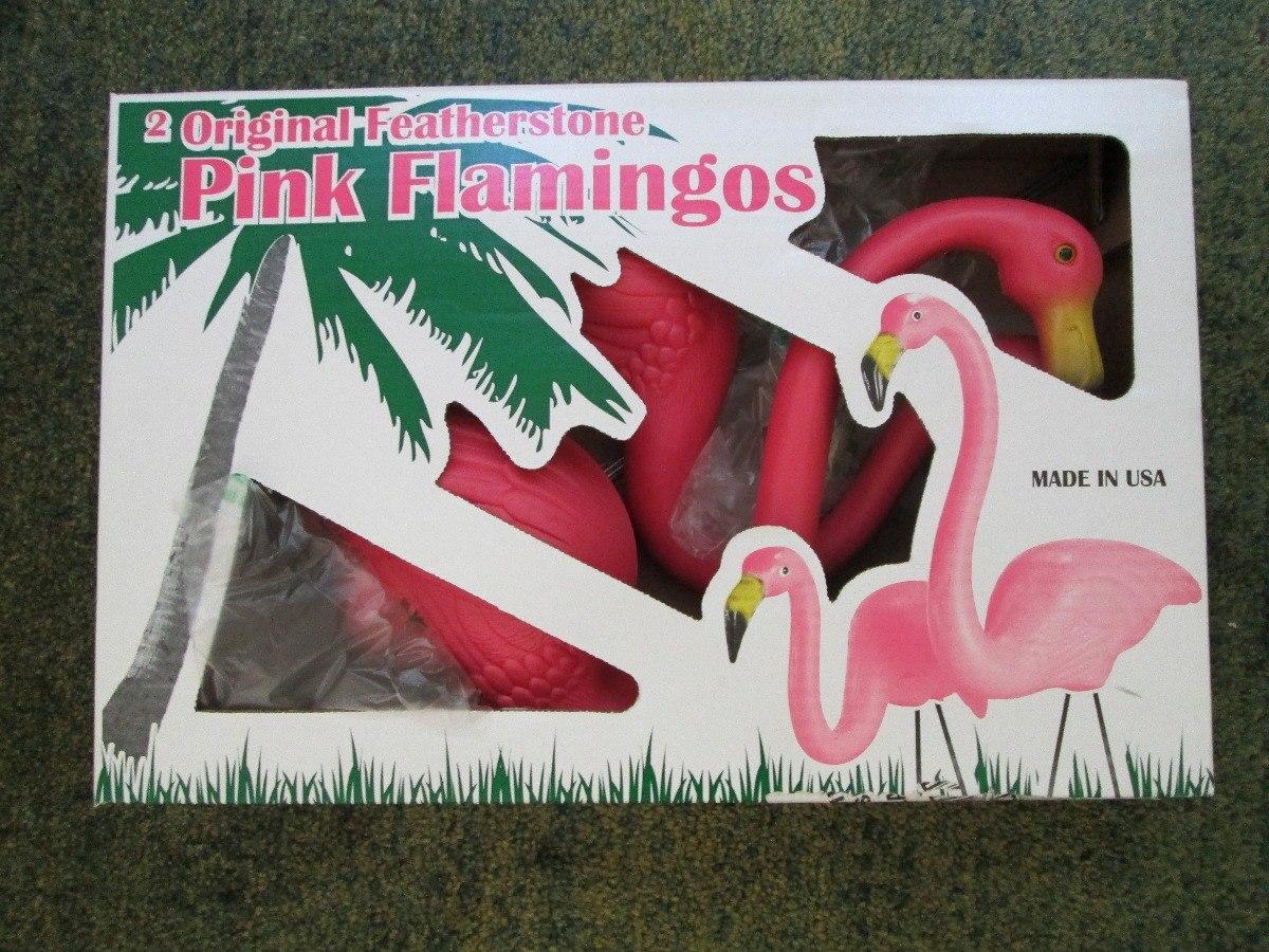 pink flamingos original