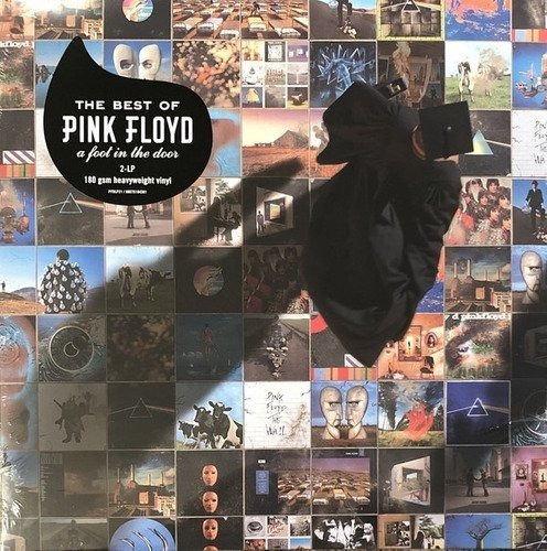 pink floyd a foot in the door the best vinilo nuevo