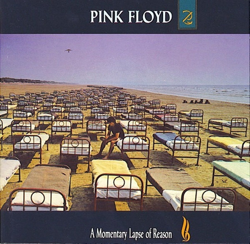 pink floyd a momentary lapse of reason cd hecho en usa 1987