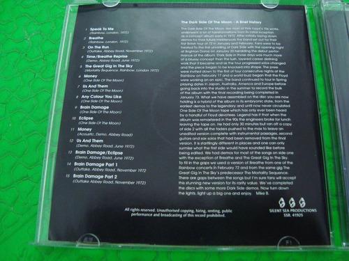 pink floyd alternative take of the dark side  cd bootleg