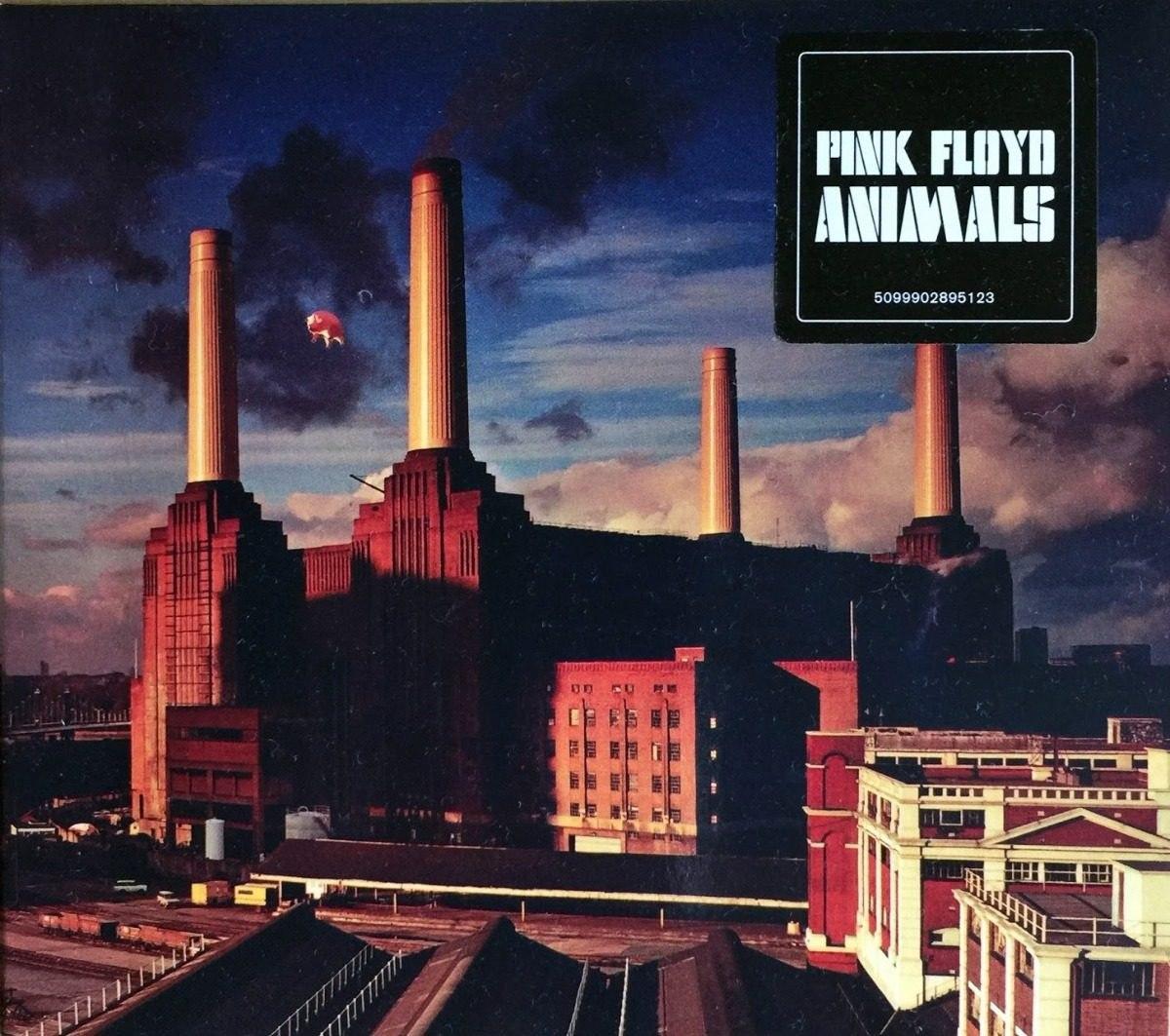 """Resultado de imagen para pink floyd animals"""""""