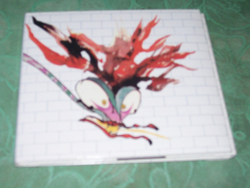 pink floyd box cd triplo the wall experience edition import