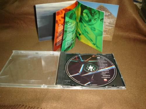 pink floyd  -  cd  album -  dark side of the moon