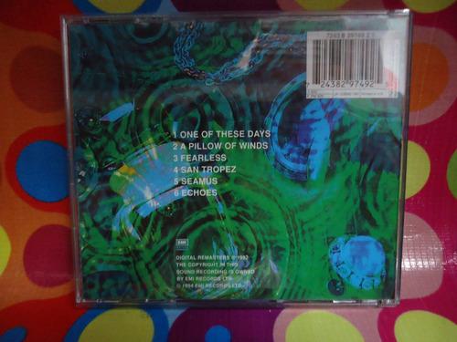 pink floyd cd meddle,1994 ,printed in uk., letras r