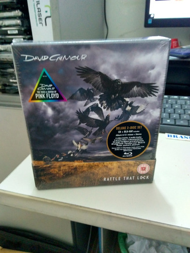 pink floyd deluxe cd+ blu ray david gilmour