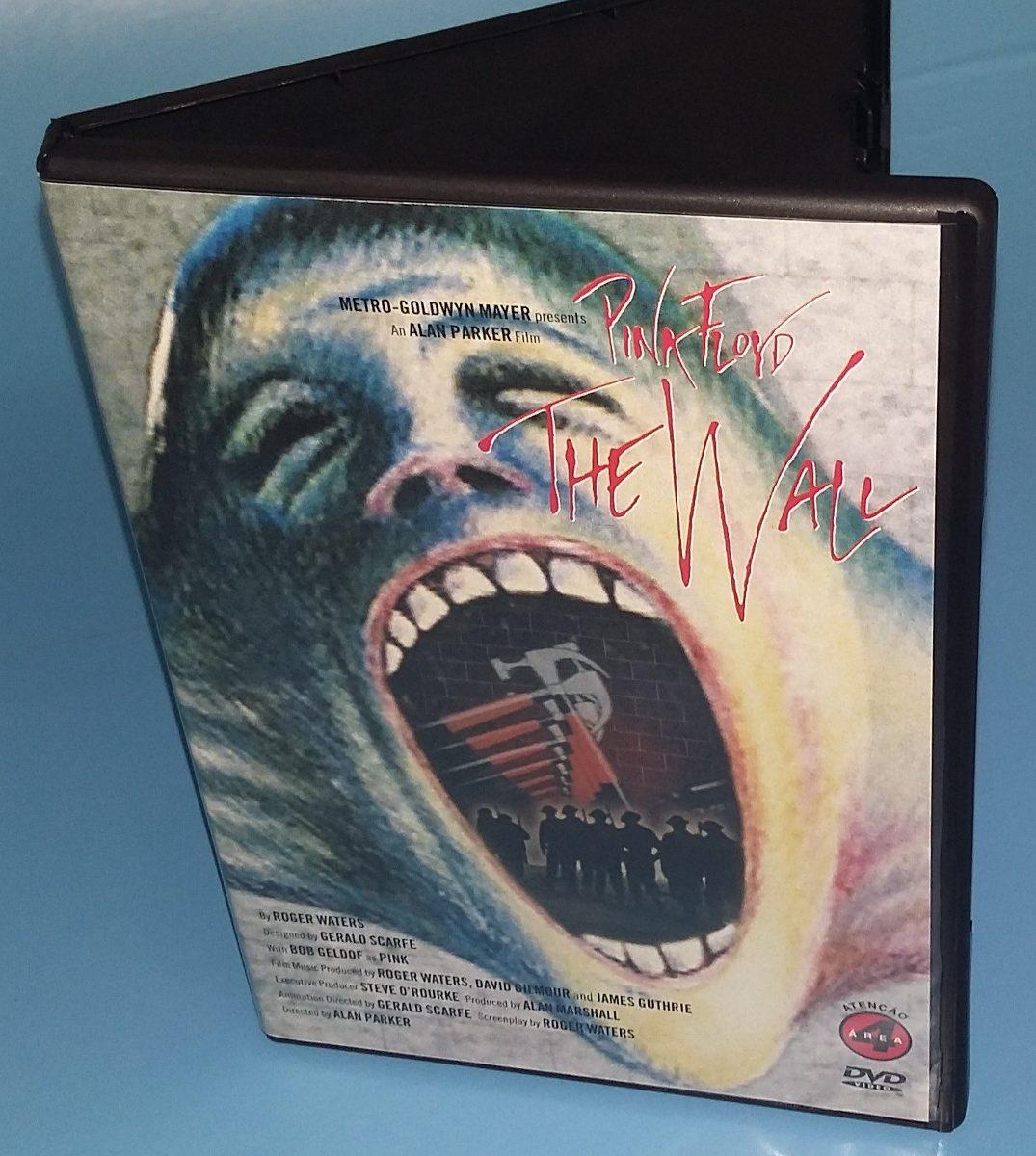 Pink Floyd - Dvd The Wall - [ O Filme ] - Lacrado - R$ 49,00 em ...