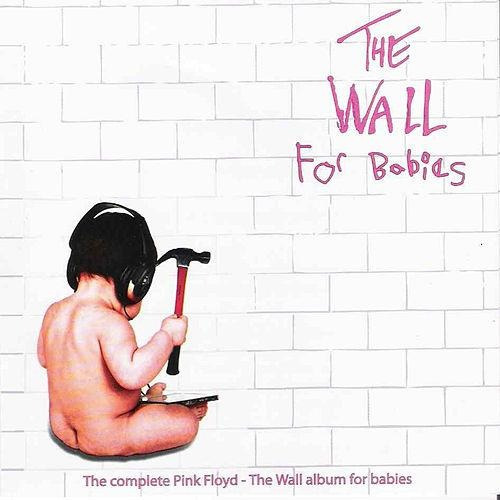 pink floyd for babies the wall for babies cd nuevo
