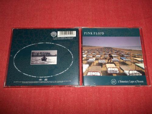 pink floyd - momentary lapse of reason cd usa ed 1997 mdisk
