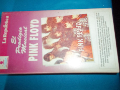 pink floyd, salsipuedes, fidel, didavision - video cassettes