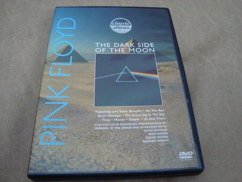pink floyd  the dark side of the moon  dvd original