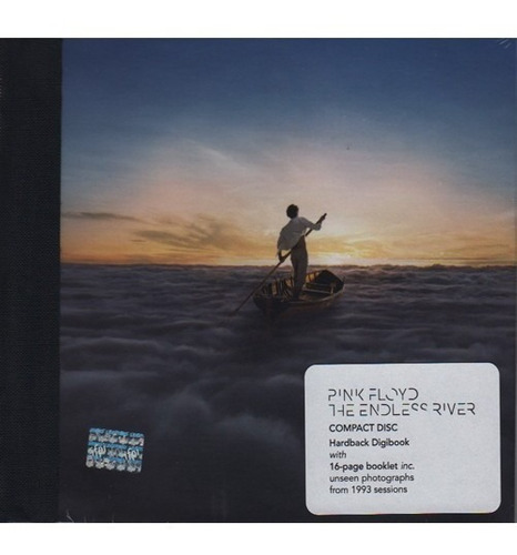 pink floyd / the endless river / cd con 18 canciones