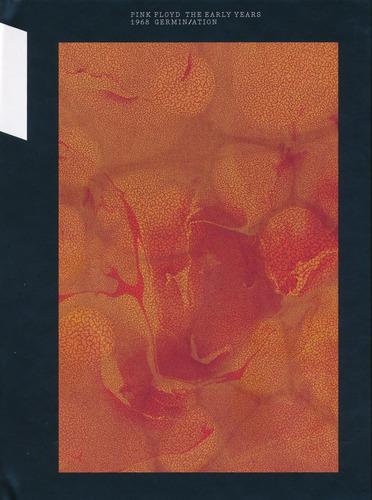 pink floyd the ey 1968 germin/ation cd+dvd+bluray nuevo