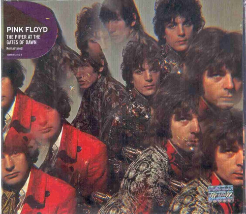 pink floyd - the piper at the gates of dawn (remasterizado)