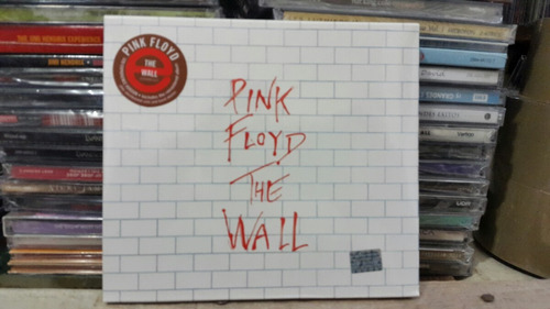 pink floyd - the wall (edición triple)