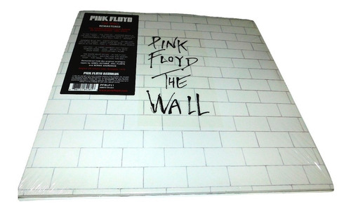 pink floyd - the wall (vinil, vinyl, vinilo, lp)
