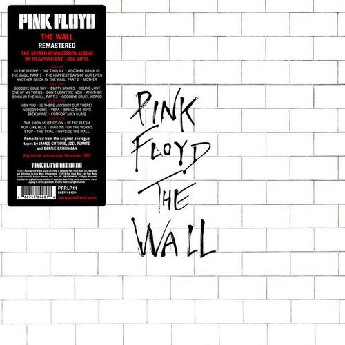 pink floyd the wall vinilo doble 2 lp import nuevo cerrado