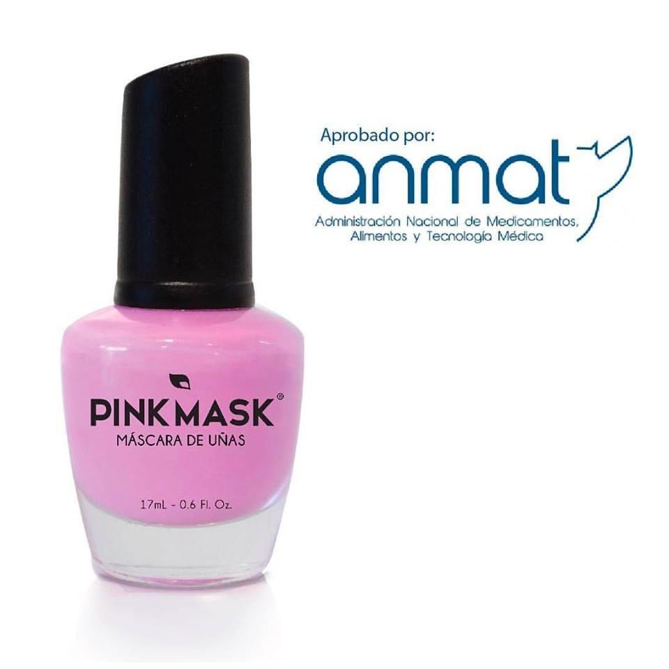 Pink Mask - Máscara De Uñas - Liquid Palisade - Nailart - $ 130,80 ...