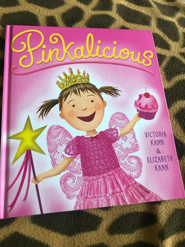 pinkalicious livro capa dura ingles r 25 00 em mercado livre
