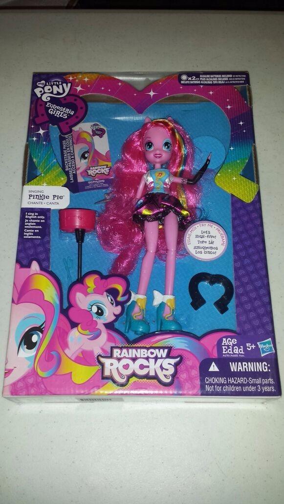 ebb8cf51e4c Pinkie Pie Canta Little Pony -   549.00 en Mercado Libre