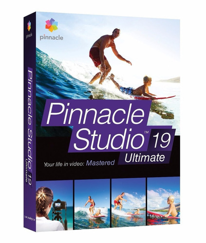 pinnacle studio 19 ultimate original pinnacle dvd original