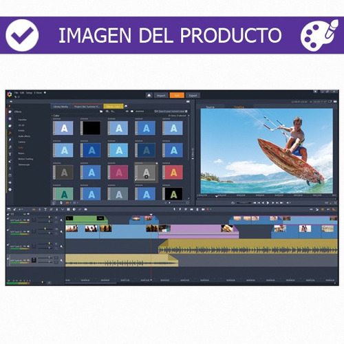 pinnacle studio 21 ultimate - programa, manual, videos y mas