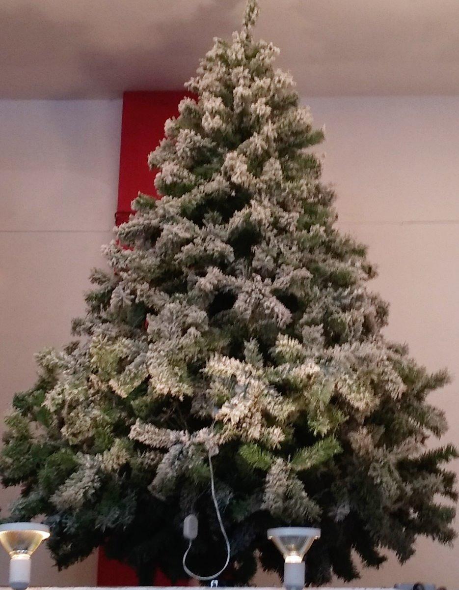 Pino arbol navidad artificial nevado aspen mts - Arbol artificial de navidad ...