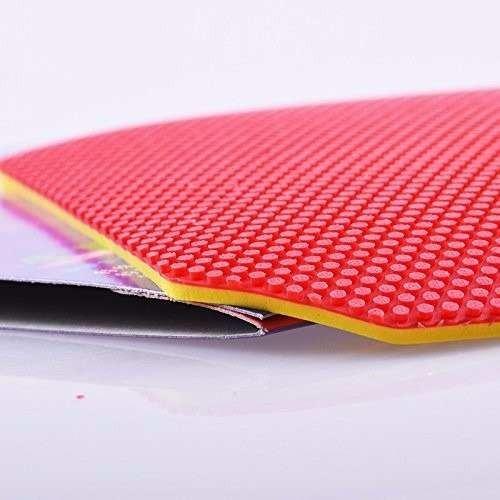 pino curto tênis de mesa marca dhs - modelo 874