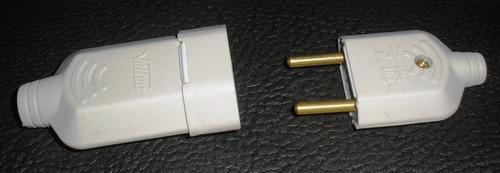 pino fêmea 2p kit 100 unid fêmea - novo padrão