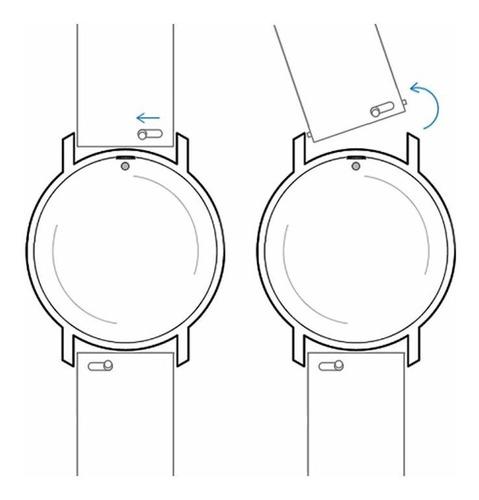 pino liberação rápida para pulseira samsung gear s3