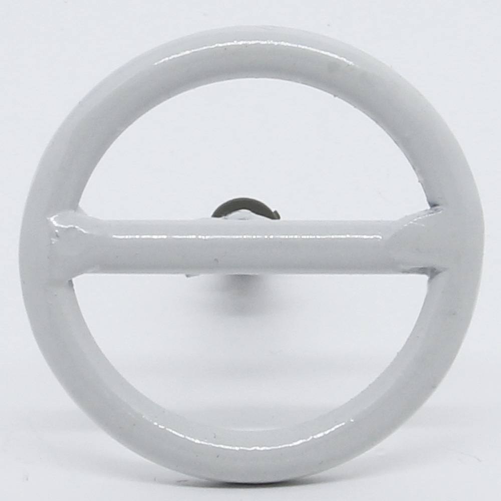 26928f78d Pino Para Espelho Suporte De Parede Aço Branco Para Pendurar - R  55 ...