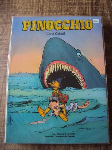 pinocchio - carlo collodil