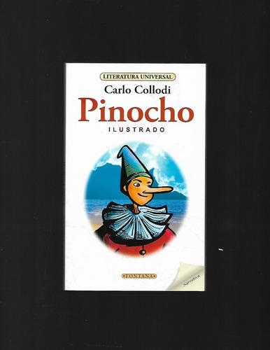 pinocho - carlo collodi - libro nuevo - original