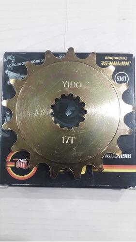 piñon 16d  klr650 / 15d dr650 / 15 - 17d vstrom