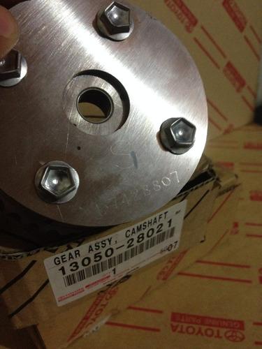 piñon actuador vvti toyota previa camry 2.4 2az 100% origina