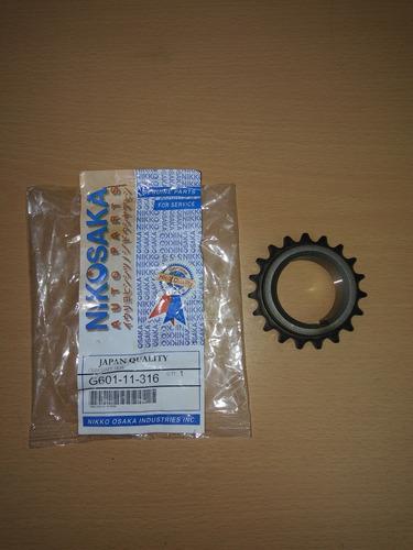 piñon cadena de tiempo mazda bt50 2.6 nokisaka japones