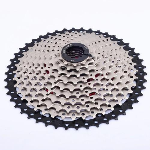 piñon cassette 11v 11-50 nucleo shimano 580grs c/extensor