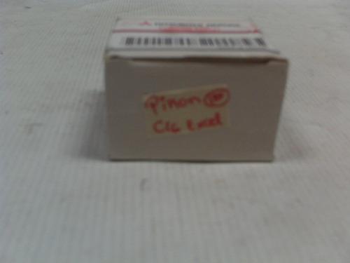 piñon cigueñal hyundai excel 20 dientes  - marca japones