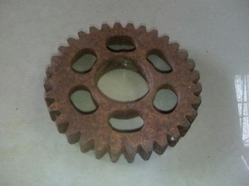 piñon de engranaje de 2da de caja de jaguar moto 32 dientes