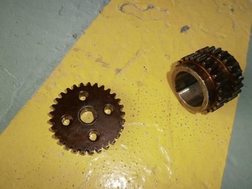 piñon de sigueñal  motor  kia sedona  2007 2008 3.8
