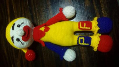 piñón fijo crochet