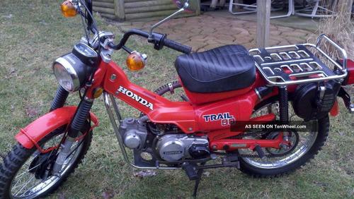 piñon guia cadena de tiempo moto honda ct90-110,atc90-110