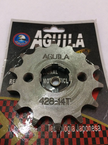 piñon jaguar 14t marca aguila