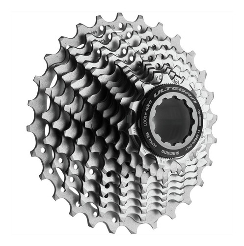 piñon p/ bici shimano ultegra  cs-r8000 11 vel 11/25 dientes