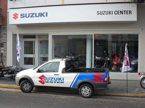 piñon puesta en marcha doble original suzuki cuatri ltr 450