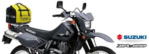 piñon y corona para moto suzuki dr650